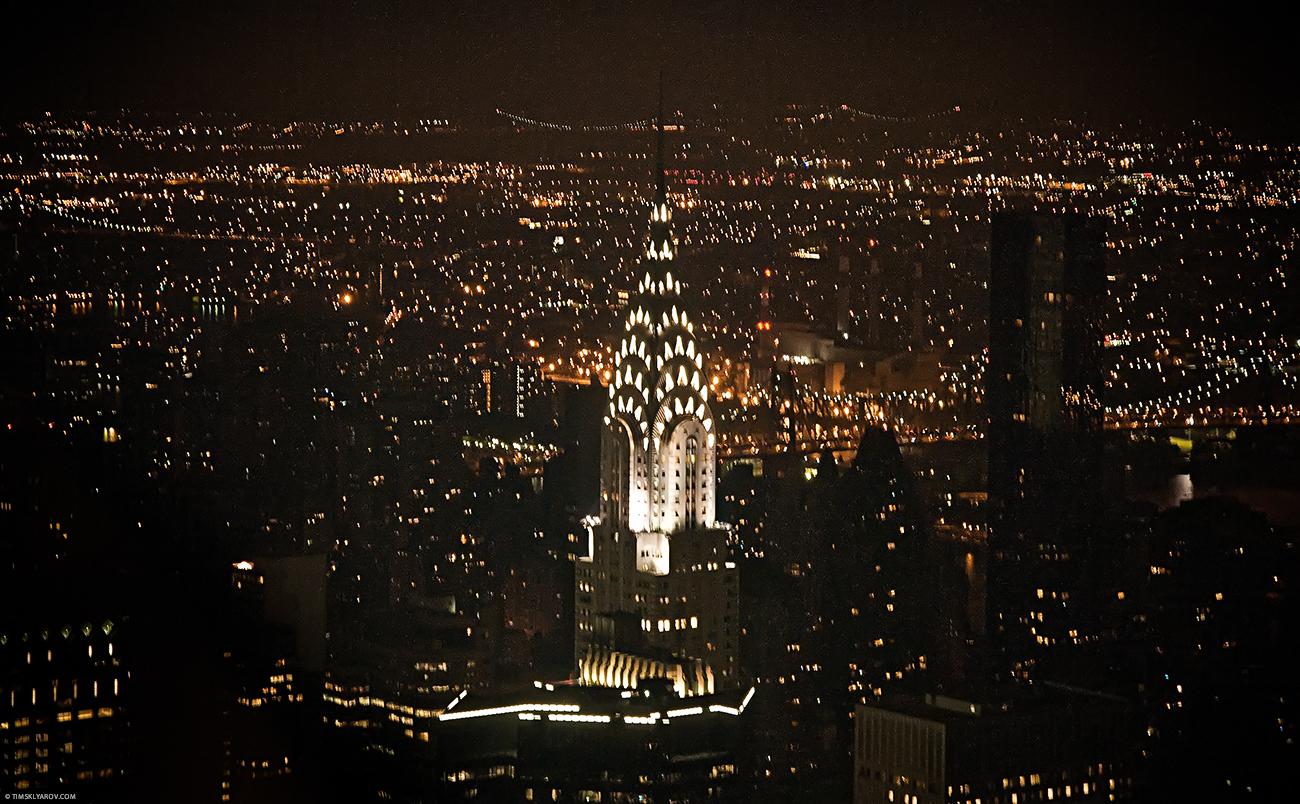 Парадокс, но я до первого визита сюда думал что Empire State Building это вот этот вот дом.