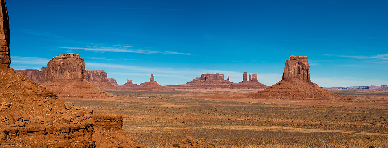 Марсианский пейзаж.