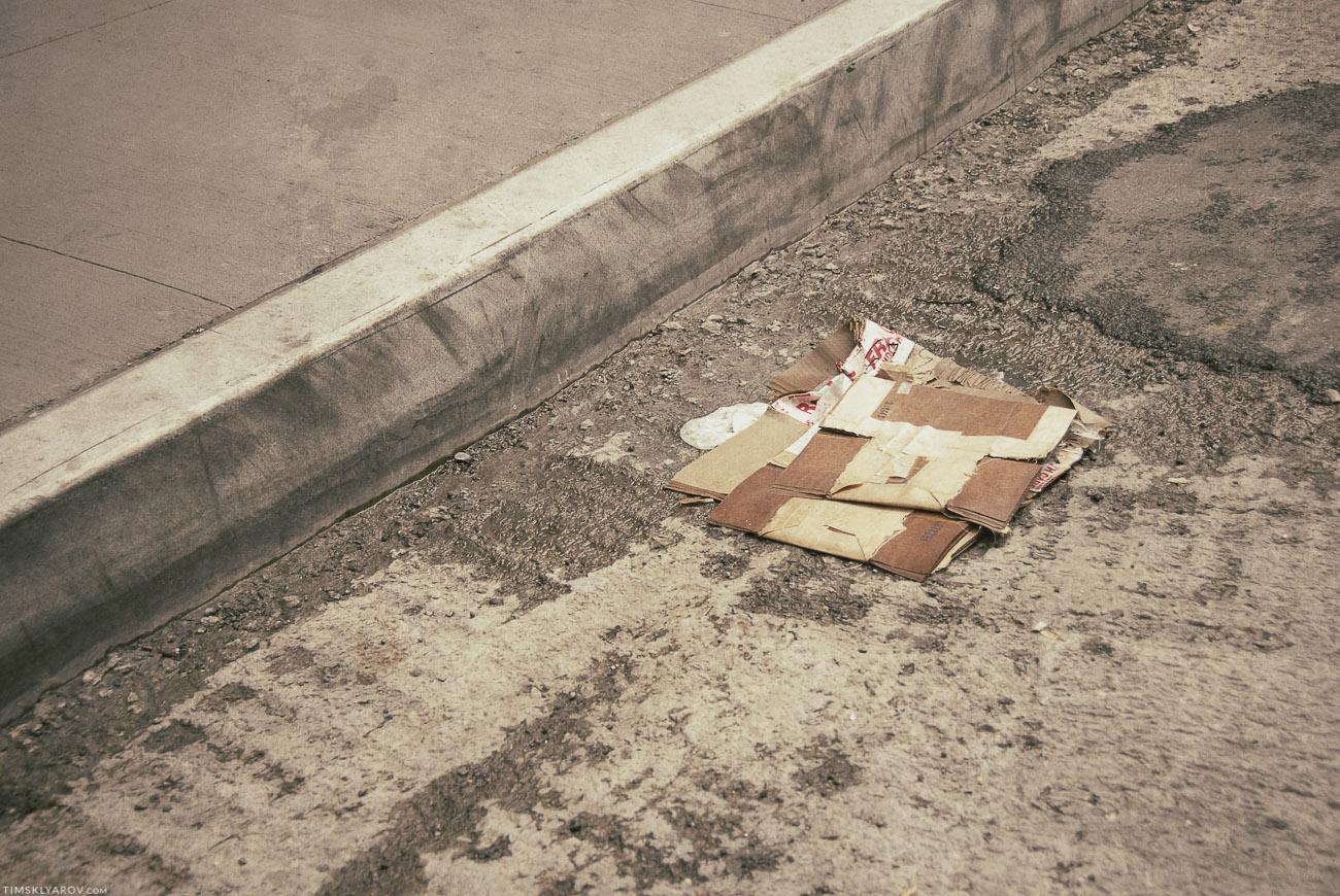 Активисты гринпис - в ужасе. Тонны картонного мусора будут разлагаться тысячелетия!