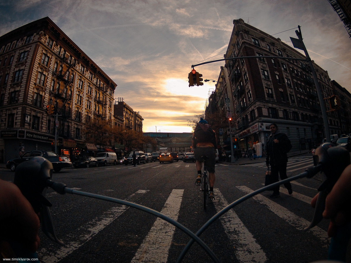 New York City by Bicycle