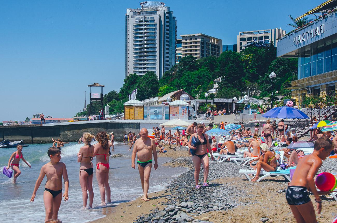 Фото с пляжа 2018