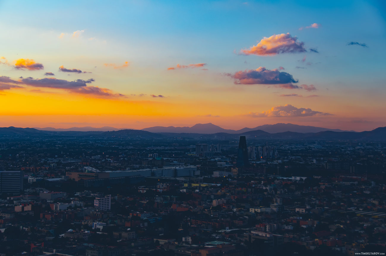 Mexico-City-Aerial-Sunset-07