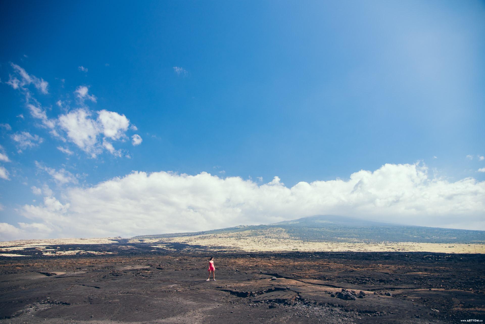 Гавайи, Большой Остров